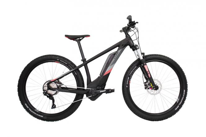 Cube Access Hybrid Pro 500 black´n´coral 2019 - 29 -