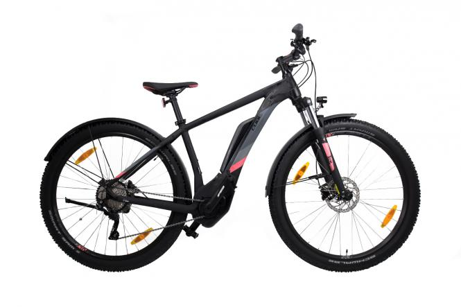Cube Access Hybrid Pro 500 Allroad black´n´coral 2019 - 27.5 -