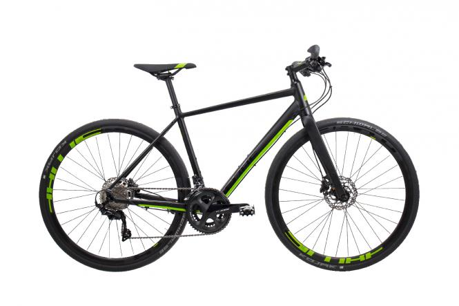 Cube SL Road Race black´n´green 2019 - 28 -