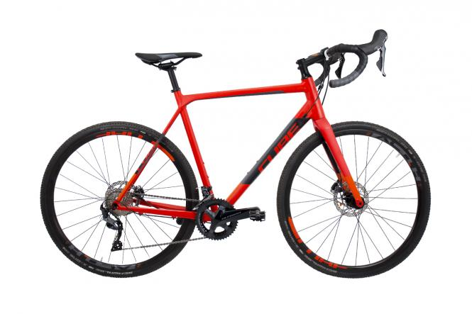 Cube Cross Race SL red´n´orange 2019 - Men 28 -