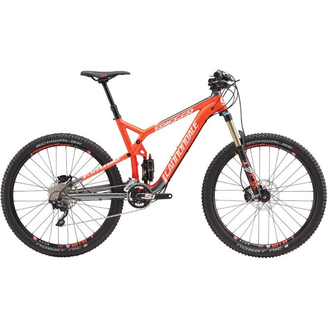 Cannondale 27.5 M Trigger Al 3  RED LG