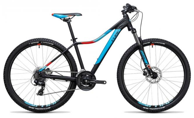 Cube Access WLS Disc 27,5 2017 blacknblue