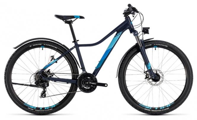 Cube Access WS Allroad bluen aqua 27,5