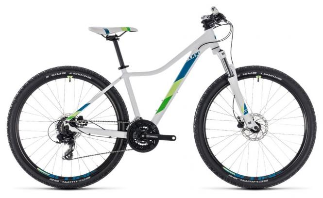 Cube Access WS EAZ whitengreen 29er 2018