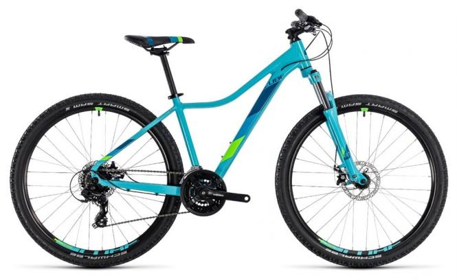 Cube Access WS aquangreen 29er 2018