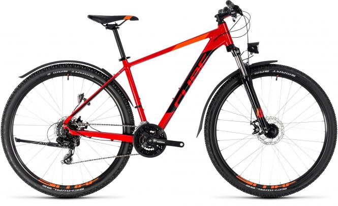 Cube Aim Allroad - 27.5 - red´n´black