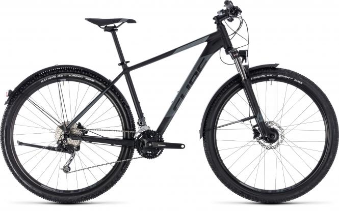 Cube Aim SL Allroad - 27.5 - black´n´grey