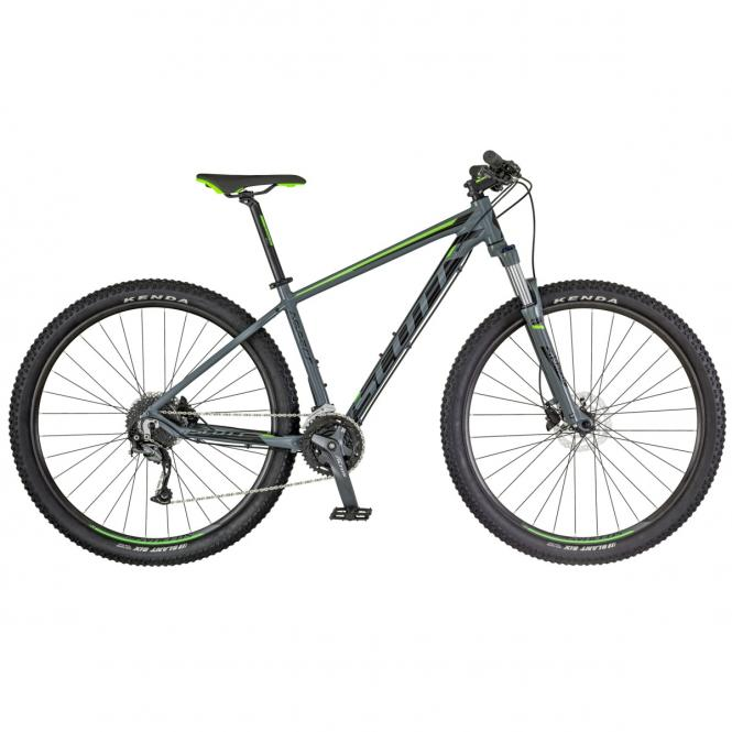 Scott Aspect 740 /green (KH) - 27.5 - GREY / BLACK / GREEN