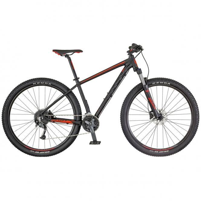 Scott Aspect 940 /red (KH) - 29 - BLACK / RED