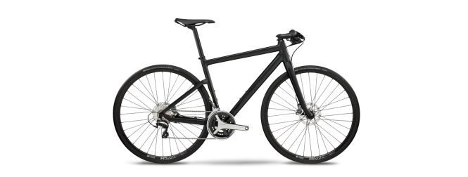BMC alpenchallenge 01 TWO Black 2018