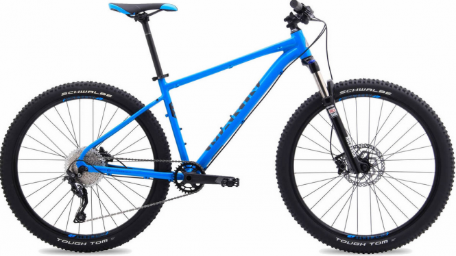 Marin BOBCAT TRAIL LTD DEORE, 29, Gloss CYAN