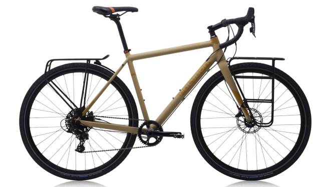 Polygon Bend RIV Gravel Bike Randonneur 28