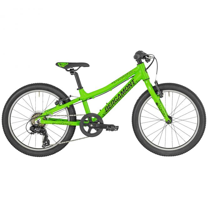 Bergamont Bergamonster 20 Boy green/black (shiny) 2019 - Gent 20 -