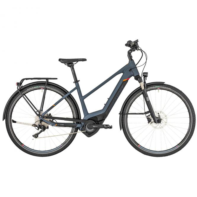 Bergamont E-Horizon Edition Lady dark grey/black/red (matt) 2019 - Lady 28 -