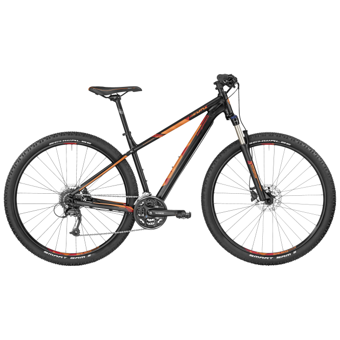 Bergamont Revox 4.0 black/orange (matt) 2017 - Gent -