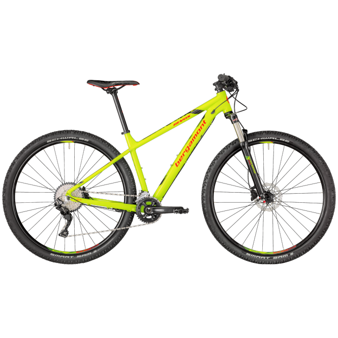 Bergamont Revox 6.0 lime/black/red (matt) 2018 - 27.5 -