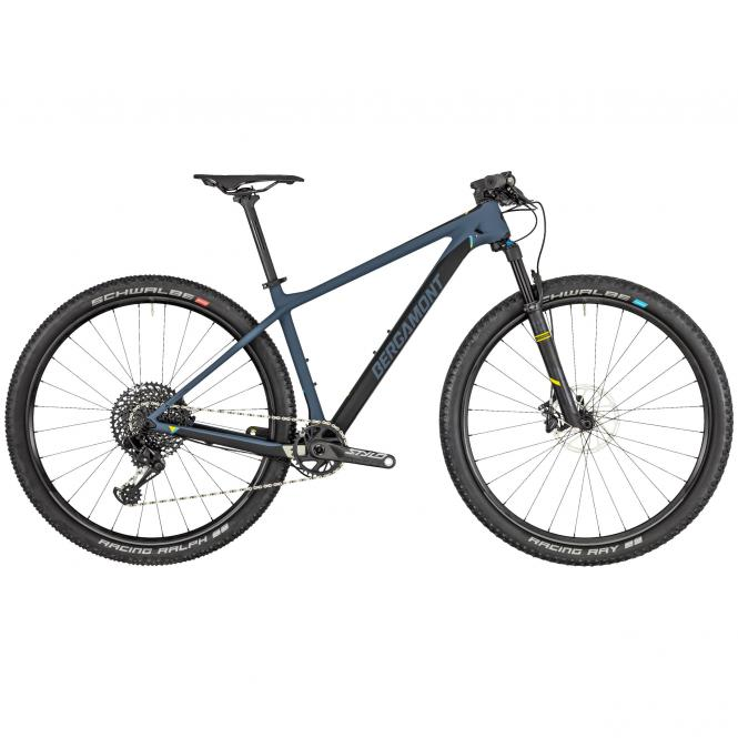 Bergamont Revox Ultra dark bluegray/black/yellow (matt) 2019