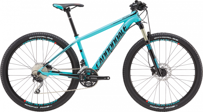 Cannondale CANNONDALE WOMENS 27.5 F F-Si AL 2 TRQ