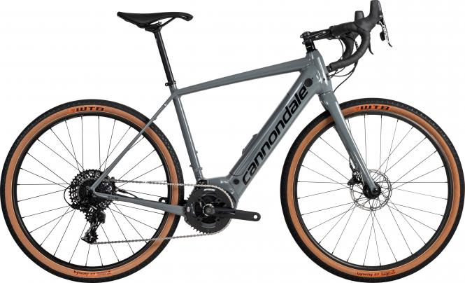Cannondale Synapse Neo Al SE SGY Stealth Gray w/ Jet Black - Gloss 2019