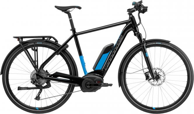 Cannondale Tesoro Neo 1 BLK Jet Black w/ Anthracite and Spectrum - Gloss 2018 - 28 -
