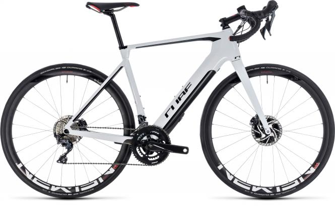Cube Agree Hybrid C:62 SL Disc white´n´black 2018