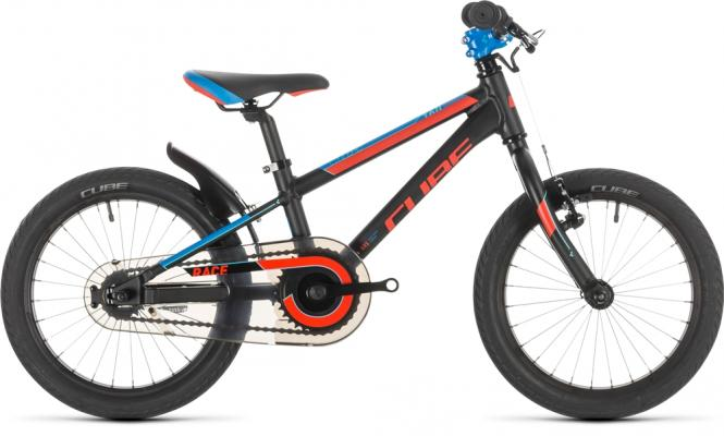 Cube Cubie 160 Kinderfahrrad 16 Zoll black´n´red´n´blue