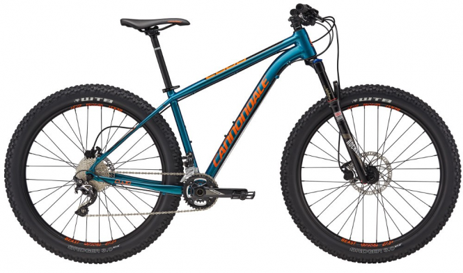 Cannondale Cujo 2 27.5+ SPORT HARDTAIL DTE MD und XL - 2017