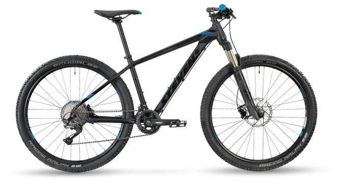 Stevens Devil´s Trail Stealth Black 2018 - 29 -