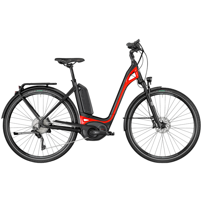 Bergamont E-Ville XT black/red (matt/shiny) 2018 - 28 -