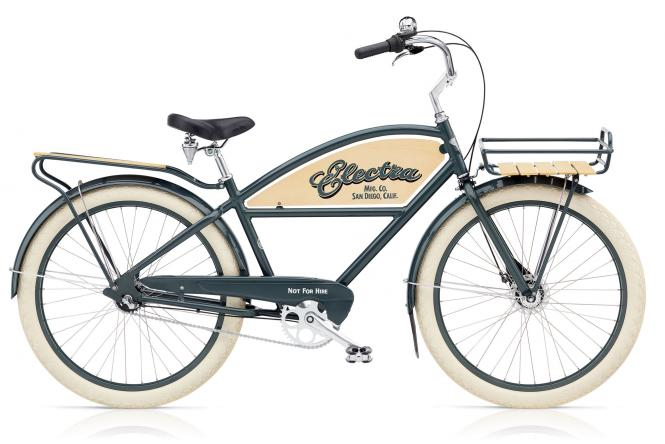 Electra DELIVERY 3I Men's 26 GY Chicago Grey 2018