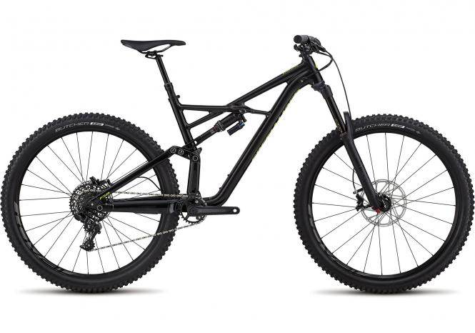 Specialized Enduro Comp 29/6Fattie Gloss Black/Hyper 2018