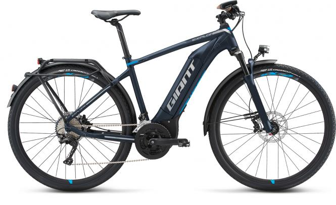 Giant Explore E+ 2 GTS Deepblue-Lightblue-Grey Matt 2019 - 500 -