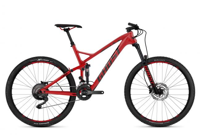 GHOST Slamr 3.7 LC U Riot red / NIGHTBLACK 2018 - Uni -