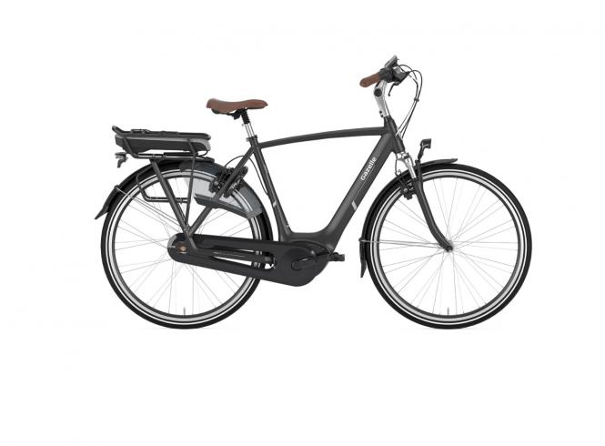 Gazelle Arroyo C7+ HMB 500 Wh Akku  Black (matt)