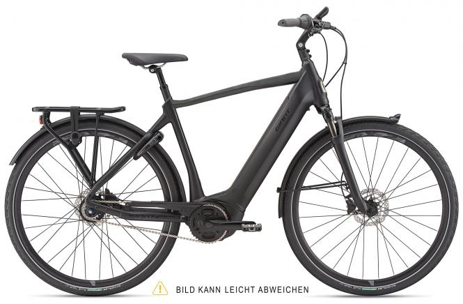 Giant DailyTour E+ 1 GTS Black 2019 - 500 -