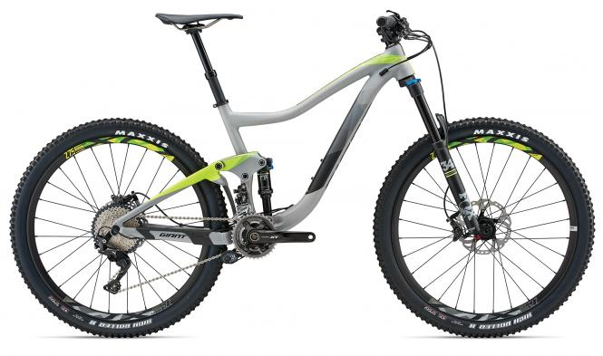 Giant Trance 1.5 LTD Gray 2018 - 27.5 -