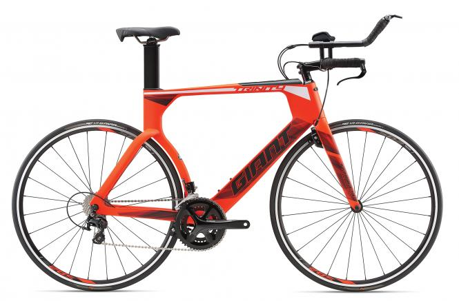 Giant Trinity Advanced Neon Red 2018