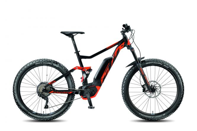 KTM MACINA KAPOHO 275 black matt (toxic orange) 2018