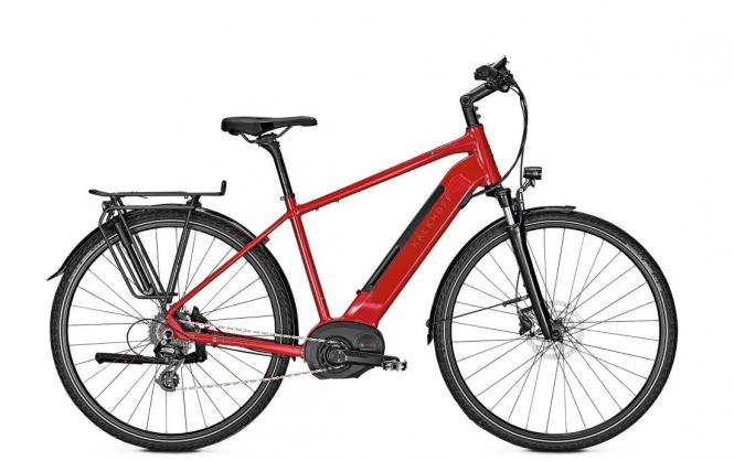 Kalkhoff ENDEAVOUR 3.B MOVE - 28 Diamant 482 Wh -  racingred glossy 2019