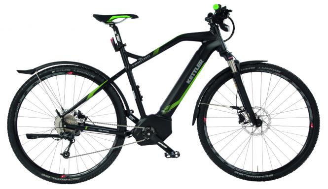 Kettler Bike E Blaze Cross Herren 28