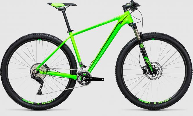 Cube LTD Pro 2x green´n´black 2017 - 29 -