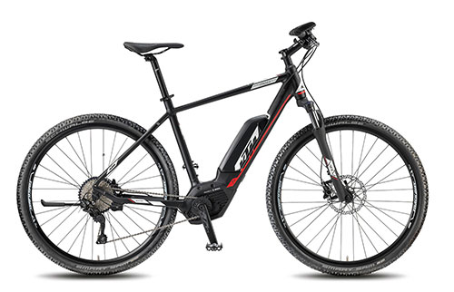KTM Macina Cross 10 CX5