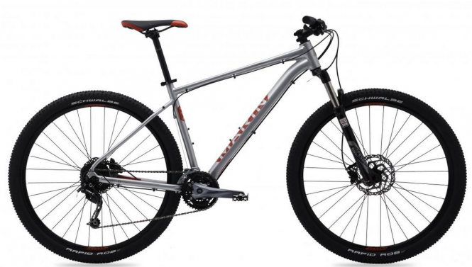 Marin BOBCAT TRAIL LTD ALIVIO, 29, Gloss ALLOY