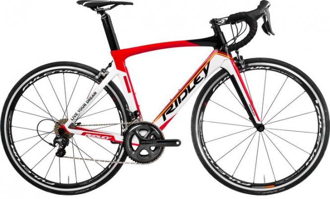Ridley NOAH SL Team Replica SRAM RED