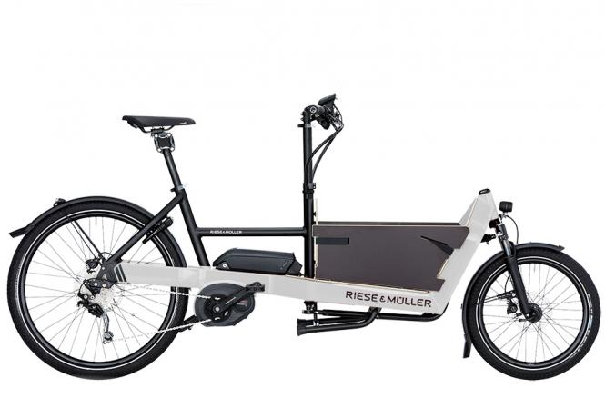 Riese und Müller RIESE+MÜLLER Packster 40 touring Mod18