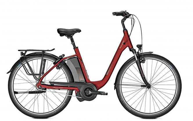 Raleigh BOSTON 8 - 28 Comfort Freilauf  474 Wh -  winered matt 2019