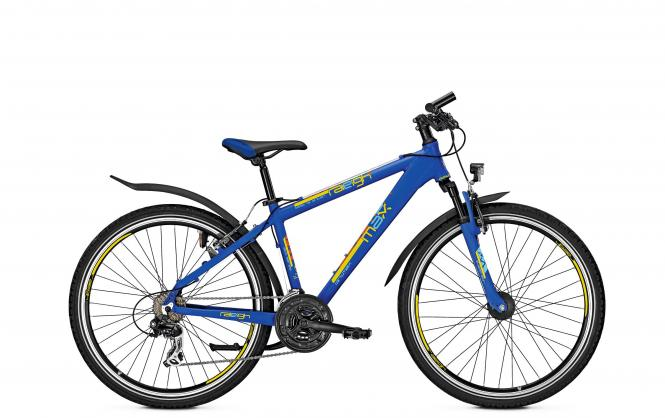 Raleigh DIRTMAX - 26 Diamant Freilauf -  deepblue matt 2019