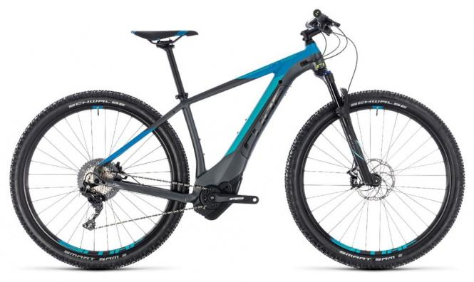 Cube Reaction Hybrid SL 500 iridiumnblue 2018 29er