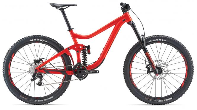 Giant Reign SX 2 Purered-Neonred 2019