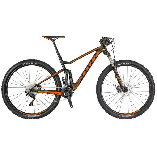 Scott Spark 960 - 29 - BLACK / ORANGE